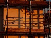 ogrodzenia budowlane: